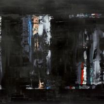 window o1 | oil on hardboard, 59 x 42 cm