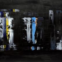 window o2 | oil on hardboard, 59 x 42 cm