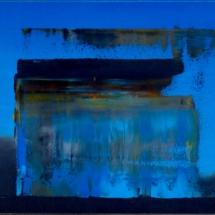 object o1 | oil on canvas, 7o x 5o cm